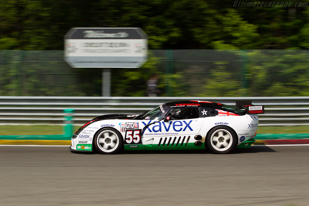 TVR T400R - Chassis: 2 - Driver: Jason Clegg  - 2018 Spa Classic