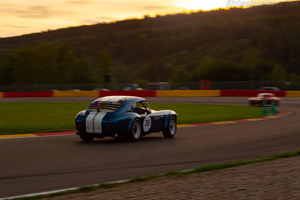 AC Shelby Cobra - Chassis: CSX2136 - Driver: Thierry de Latre de Bousqueau / Christophe van Riet  - 2018 Spa Six Hours