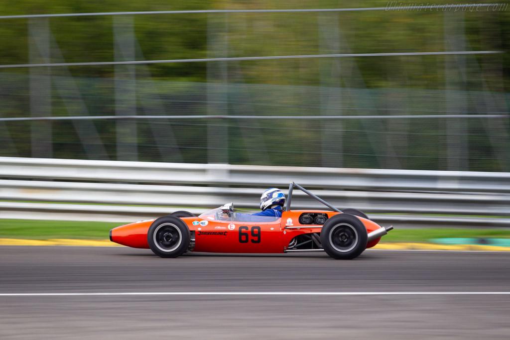Alexis Mk4 - Chassis: HF401 - Driver: Stuart Roach  - 2018 Spa Six Hours