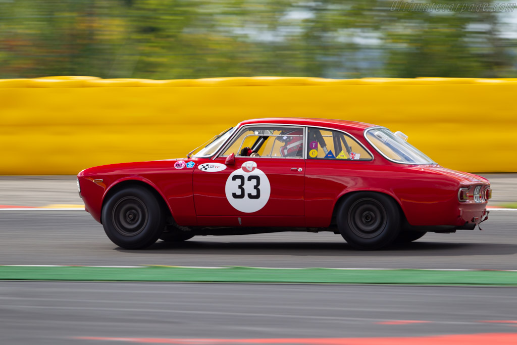 Alfa Romeo Giulia GTA  - Driver: Andrew Lawley / Tom Smith  - 2018 Spa Six Hours