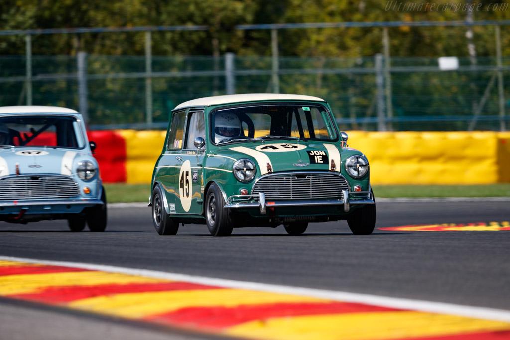 Austin Mini Cooper S  - Driver: J. Kent  - 2018 Spa Six Hours