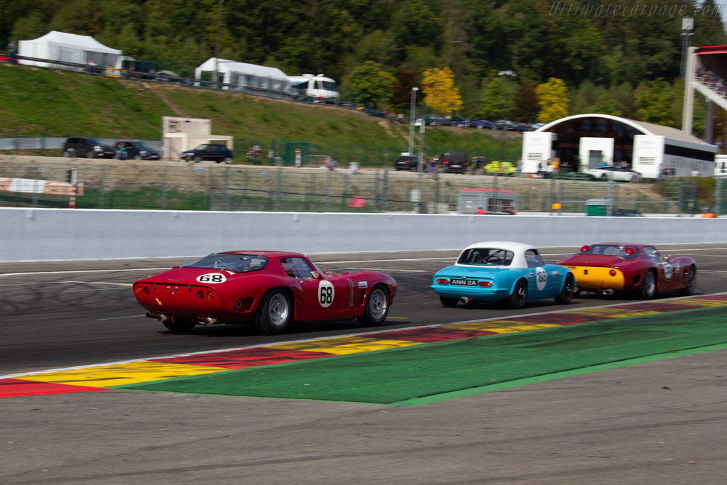 Bizzarrini 5300 GT  - Driver: Dirk Ebeling  - 2018 Spa Six Hours