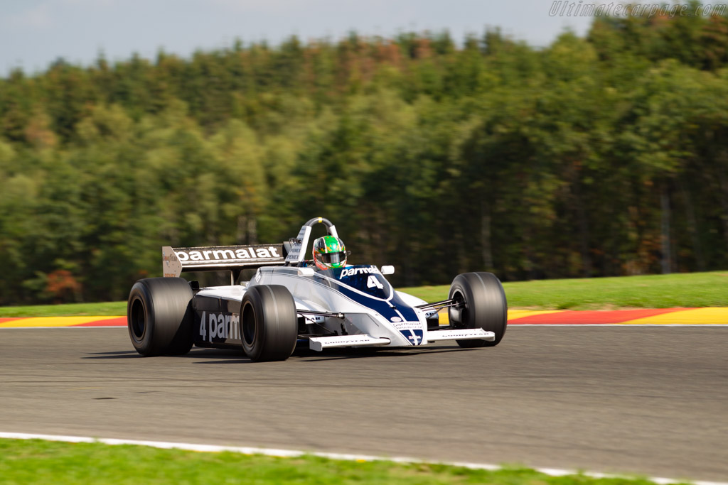 Brabham BT49 - Chassis: BT49C/10 - Driver: Joaquin Folch-Rossinol  - 2018 Spa Six Hours