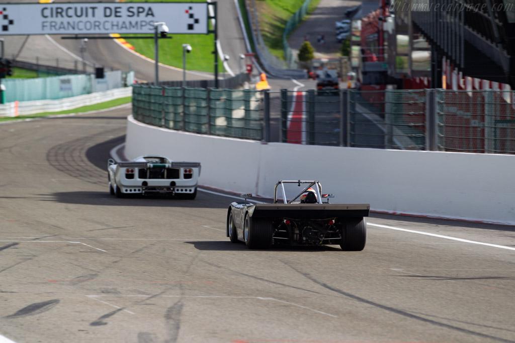 Chevron B19  - Driver: Marc Devis  - 2018 Spa Six Hours