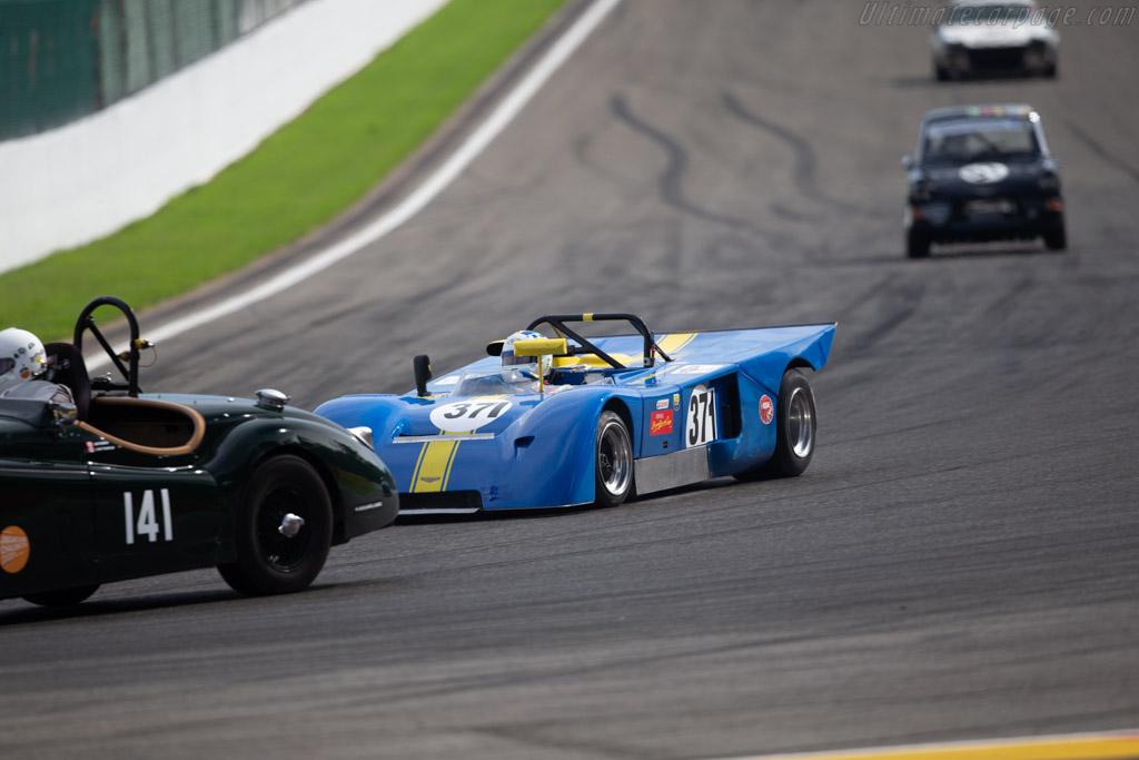 Chevron B19  - Driver: Kent Abrahamsson - 2018 Spa Six Hours