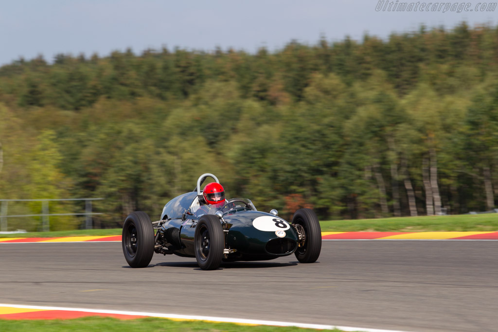 Cooper T45  - Driver: Tony Ditheridge  - 2018 Spa Six Hours