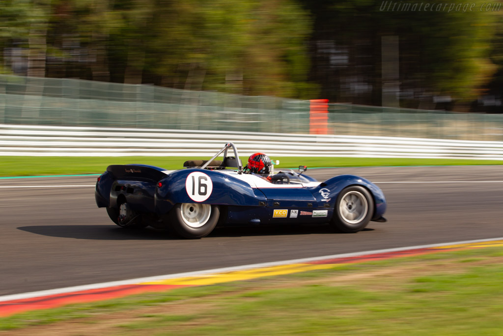 Cooper T61 Monaco - Chassis: CM-4-63 - Driver: Chris Jolly  - 2018 Spa Six Hours