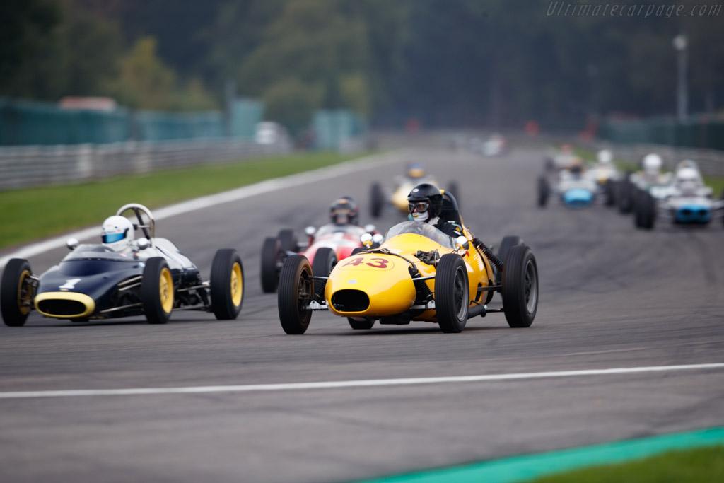 Elva 100 - Chassis: 100-66 - Driver: Guy Verhofstadt  - 2018 Spa Six Hours