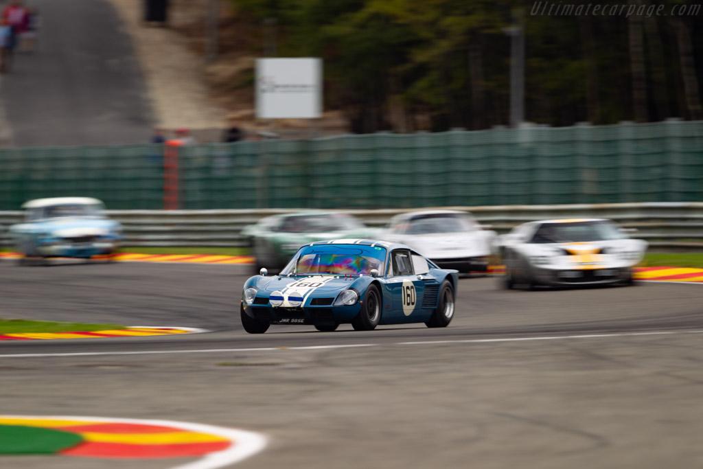 Elva GT160 - Chassis: 160GT/7S/3 - Driver: Michael Birch / Gareth Burnett / Luke Stevens  - 2018 Spa Six Hours