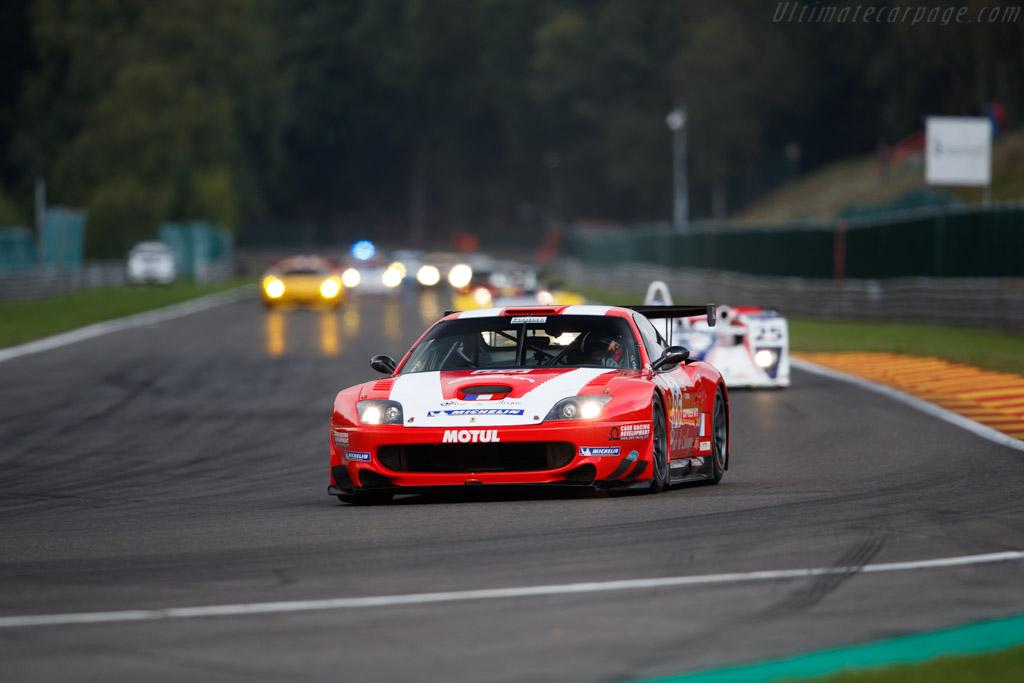 Ferrari 550 GT1 - Chassis: 108612 - Driver: Steve Zacchia  - 2018 Spa Six Hours