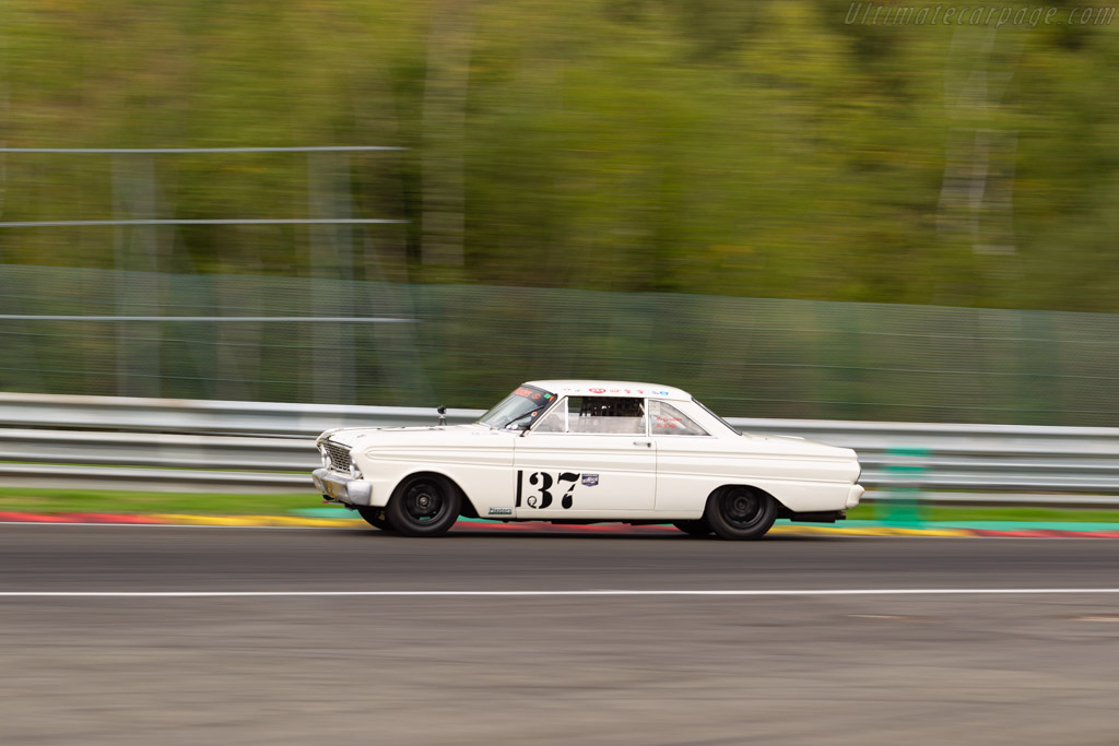Ford Falcon  - Driver: Mike Gardiner  - 2018 Spa Six Hours