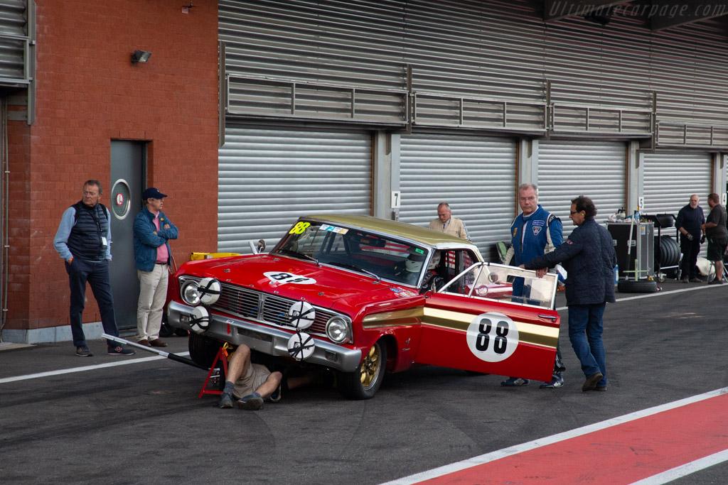 Ford Falcon Sprint  - Driver: Christopher Goddard / David Coyne / Mark Wright  - 2018 Spa Six Hours