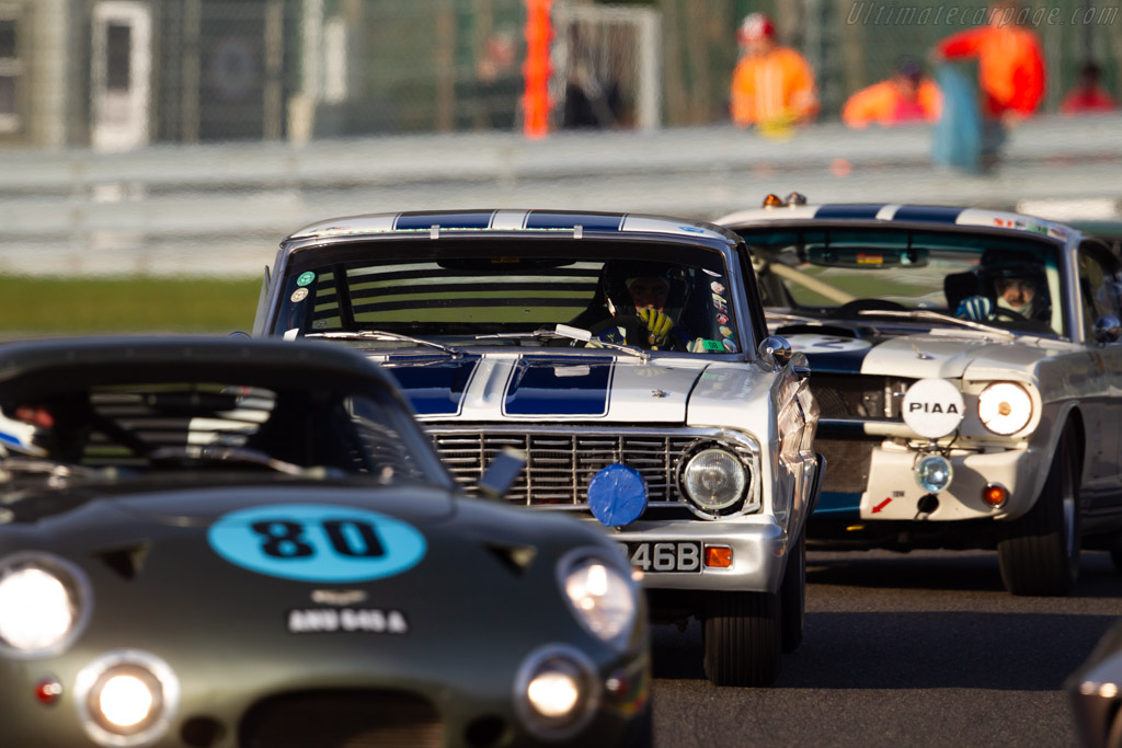 Ford Falcon Sprint - Chassis: 4R13F119990 - Driver: Bernd Georgi / Albert Weinzierl / Manfredo Rossi di Montelera  - 2018 Spa Six Hours