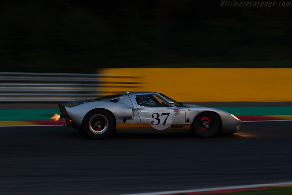 Ford GT40  - Driver: Philip Walker / Miles Griffiths / Gordon Shedden  - 2018 Spa Six Hours