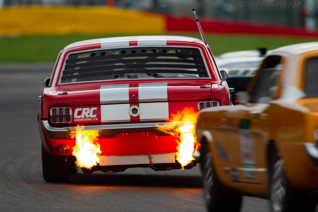 Ford Mustang  - Driver: Christiaen van Lanschot / Chris Milner / Nigel Greensall  - 2018 Spa Six Hours