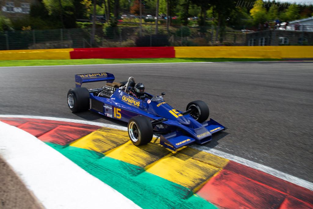 Hesketh 308E - Chassis: 308E / 5 - Driver: Michel Baudoin  - 2018 Spa Six Hours