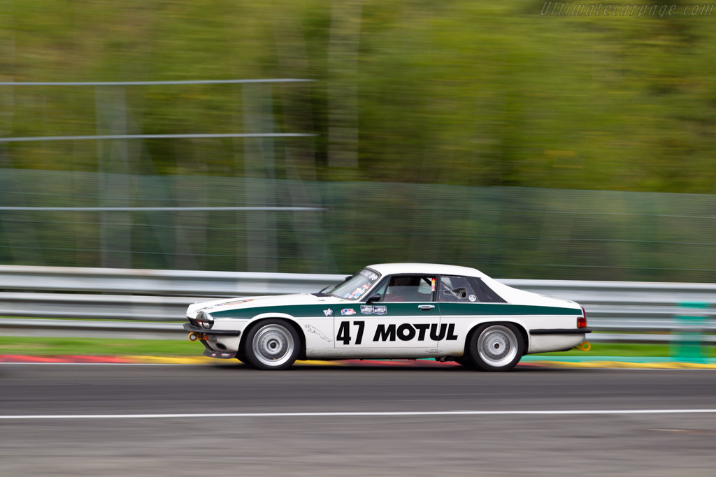Jaguar XJS - Chassis: 5W61S7 - Driver: Paul Aslett / Stephen Monk  - 2018 Spa Six Hours