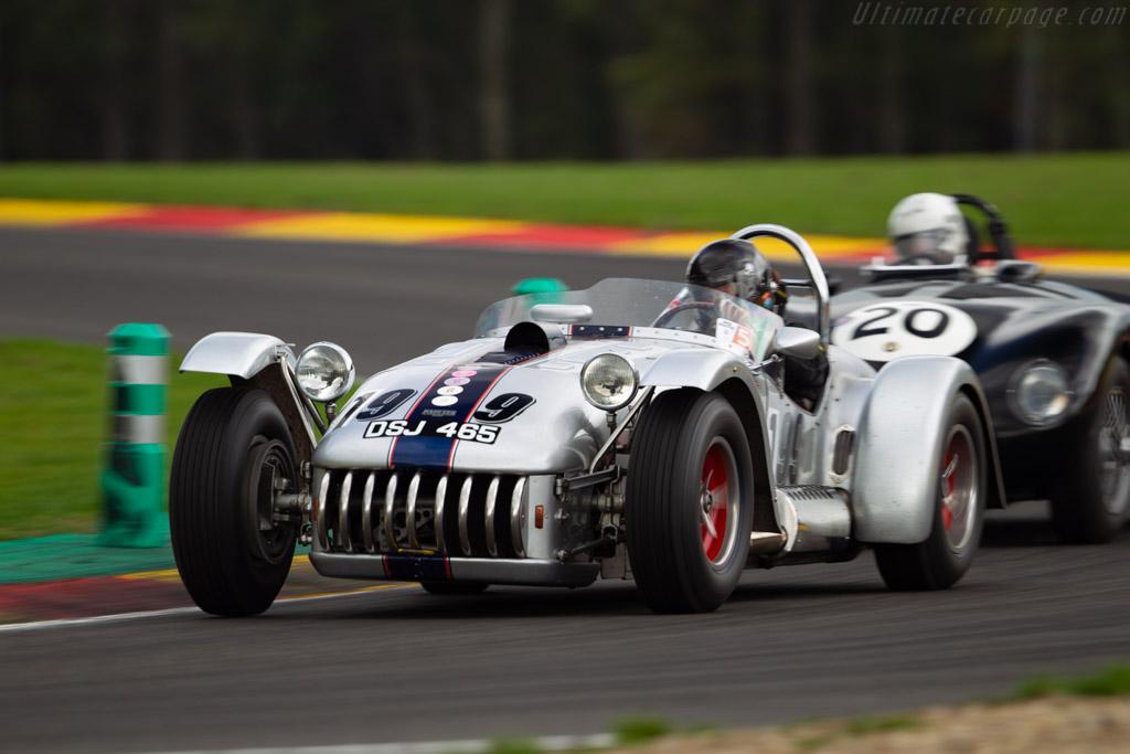Kurtis 500S - Chassis: 500S-034 - Driver: Chris Keen / Richard Mcalpine  - 2018 Spa Six Hours