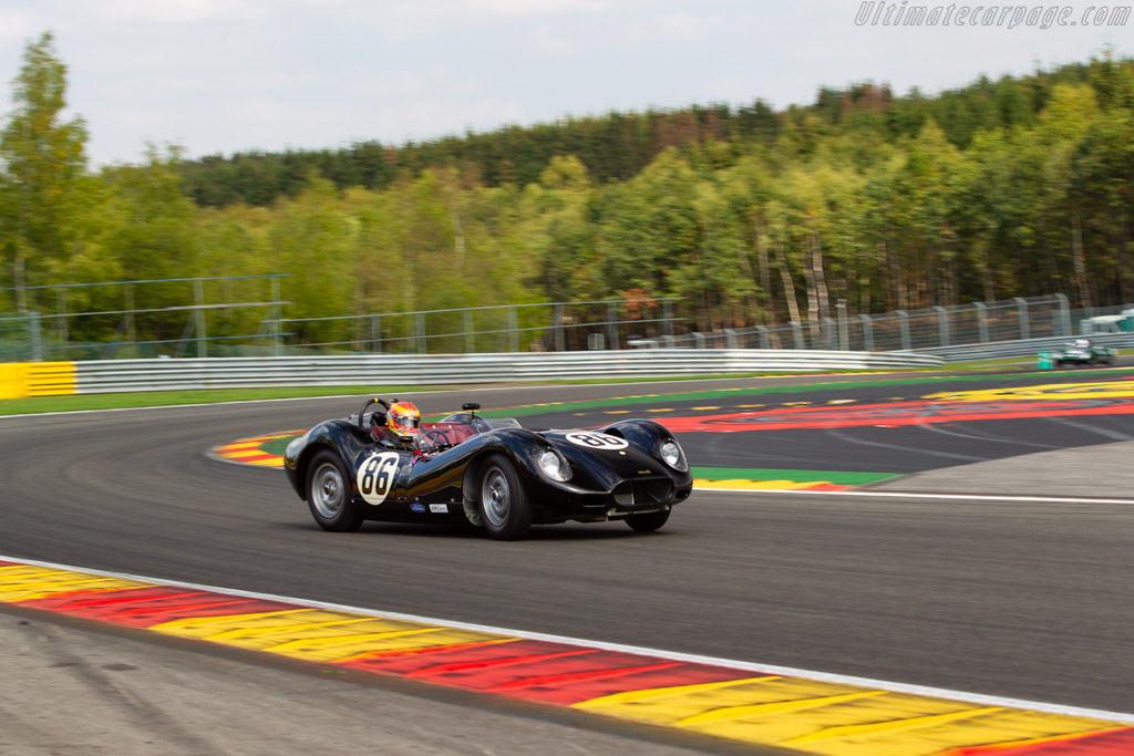 Lister Knobbly  - Driver: Chris Ward  - 2018 Spa Six Hours