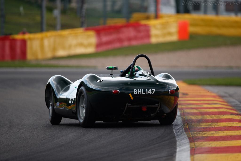 Lister Knobbly  - Driver: Stefan Ziegler  - 2018 Spa Six Hours