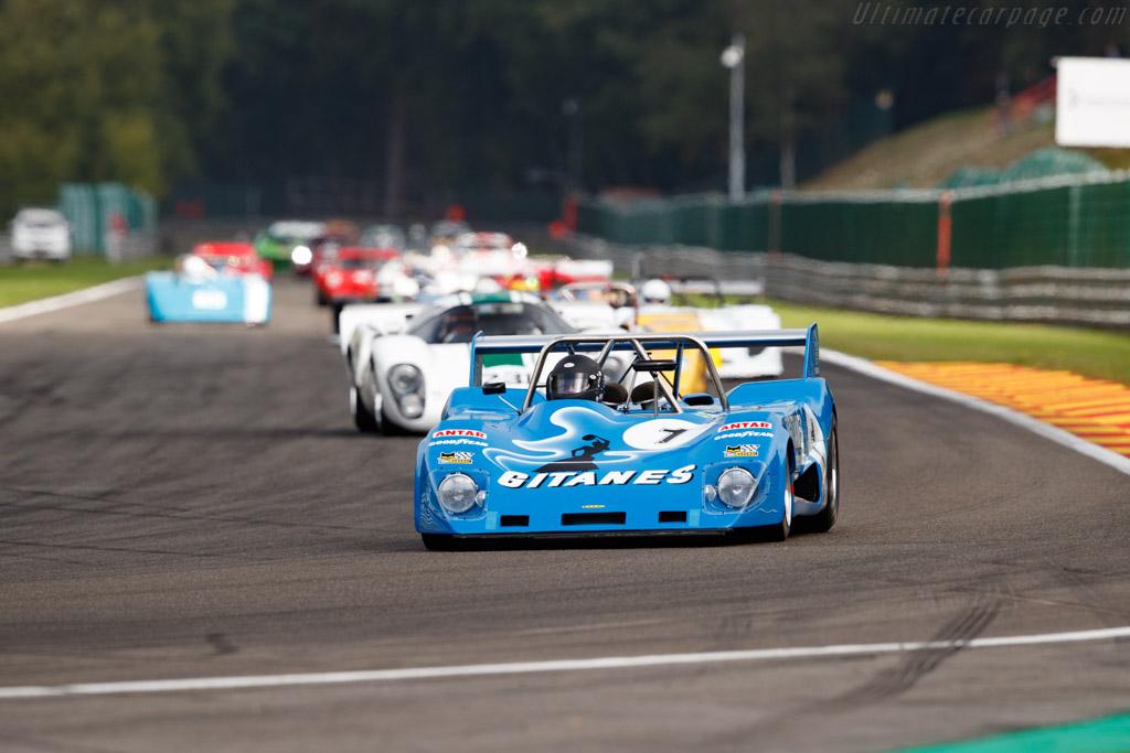 Lola T282 - Chassis: HU6 - Driver: Leo Voyazides  - 2018 Spa Six Hours