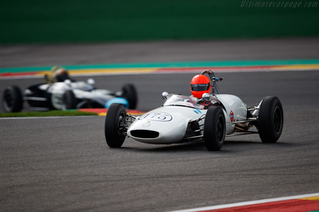 Lotus 22 - Chassis: 22-FJ-36 - Driver: Chris Goodwin  - 2018 Spa Six Hours