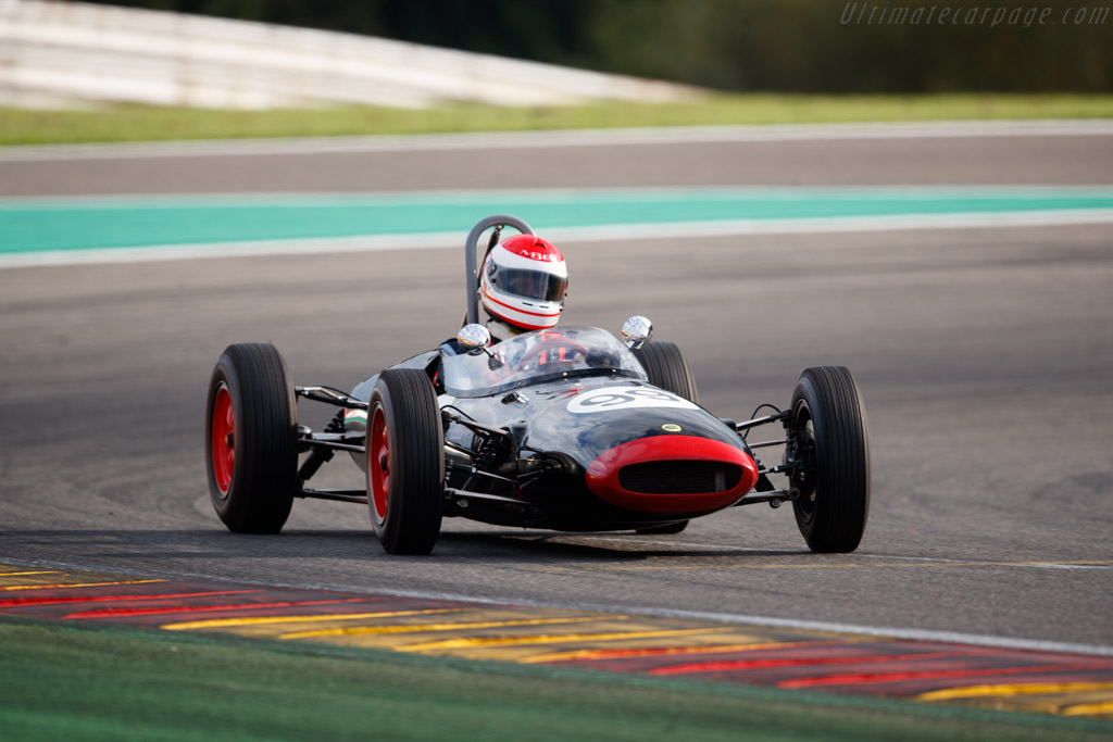 Lotus 22 - Chassis: 22-FJ-47 - Driver: Serge Kriknoff  - 2018 Spa Six Hours