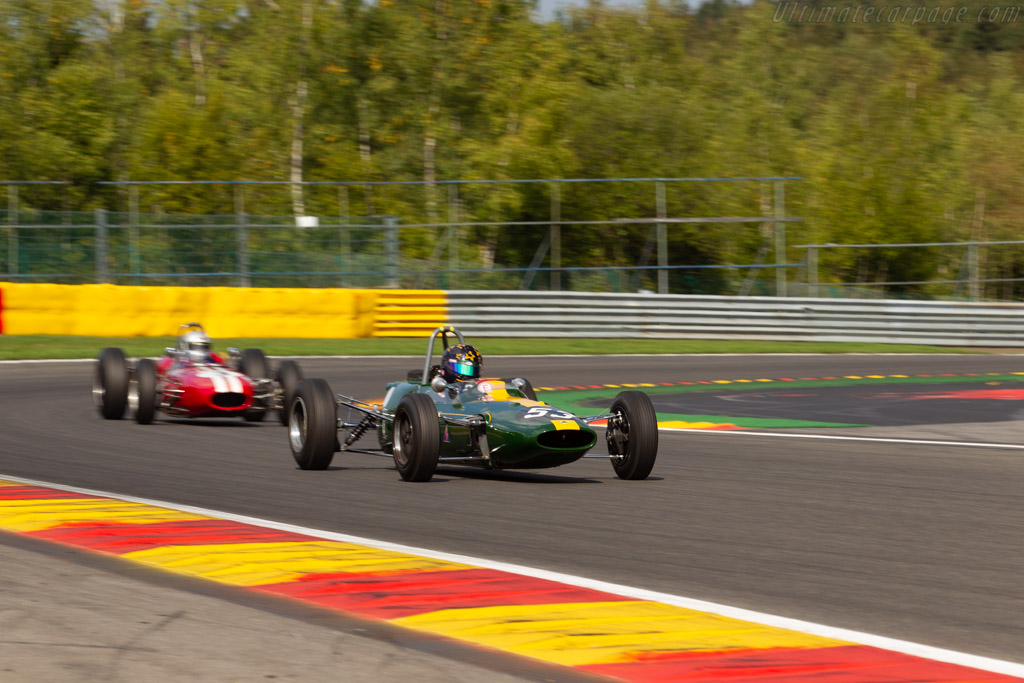 Lotus 44 - Chassis: F23 - Driver: Philipp Buhofer  - 2018 Spa Six Hours