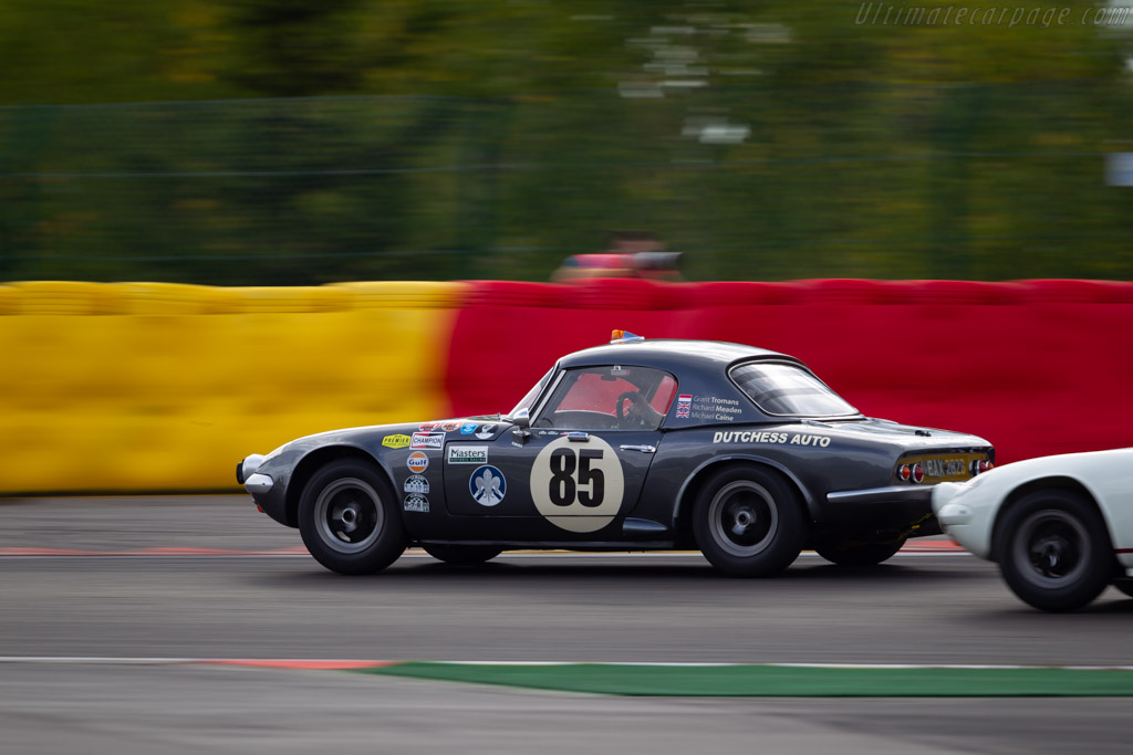 Lotus Elan 26R - Chassis: 26-R-8 - Driver: Grant Tromans / Richard Meaden / Michael Caine  - 2018 Spa Six Hours