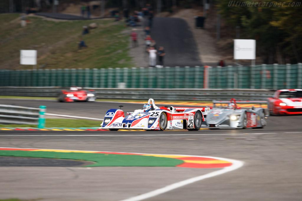 MG-Lola EX257 - Chassis: HU MG LMP 002 - Driver: Mike Newton  - 2018 Spa Six Hours