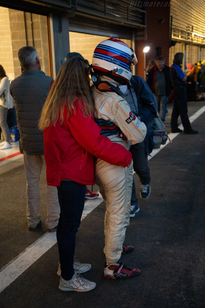 Manfredo Rossi    - 2018 Spa Six Hours