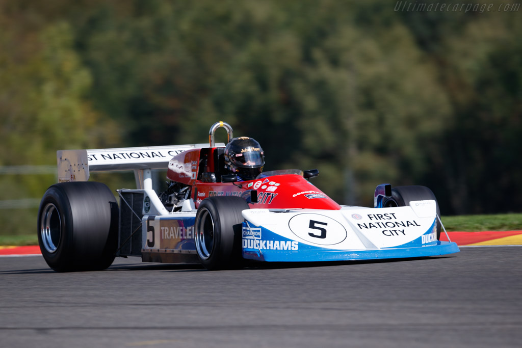 March 761 - Chassis: 761-6 - Driver: Greg Thornton  - 2018 Spa Six Hours