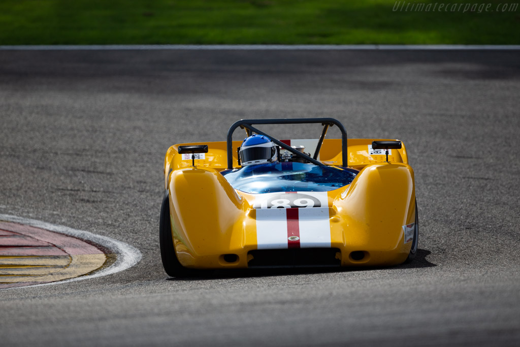 McLaren M6B - Chassis: 50-15 - Driver: Andrew Banks / Max Banks   - 2018 Spa Six Hours