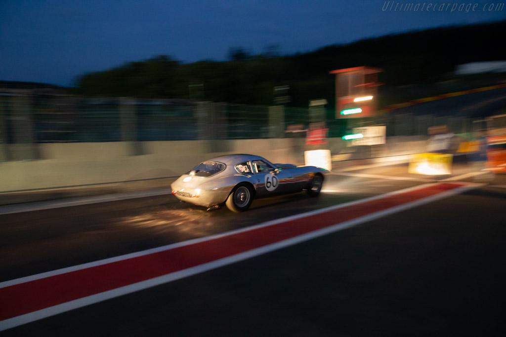Morgan +4 SLR - Chassis: SLR-4 - Driver: John Emberson / Bill Wykeham / Peter Horsman  - 2018 Spa Six Hours