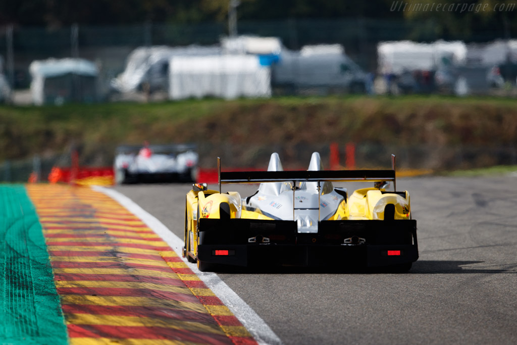 Oreca FLM09 - Chassis: FLM-34 - Driver: Keith Frieser  - 2018 Spa Six Hours