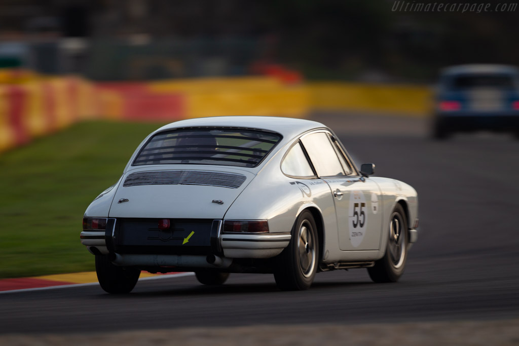 Porsche 911 - Chassis: 302534 - Driver: Serge Libens / Jean-André Collard - 2018 Spa Six Hours
