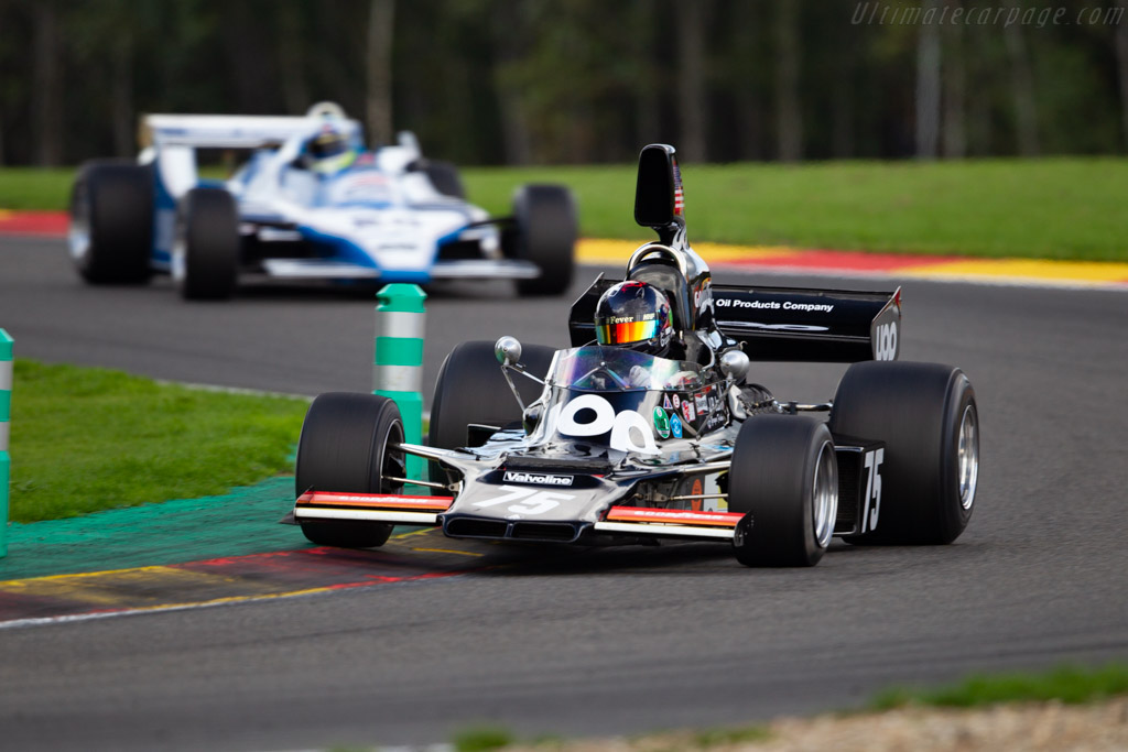 Shadow DN5 - Chassis: DN5-4A - Driver: Gregor Fisken  - 2018 Spa Six Hours
