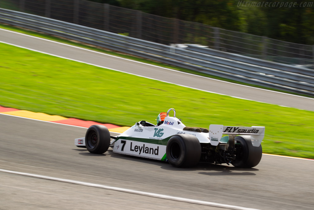 Williams FW07C - Chassis: FW07C/17 - Driver: Michael Cantillon  - 2018 Spa Six Hours