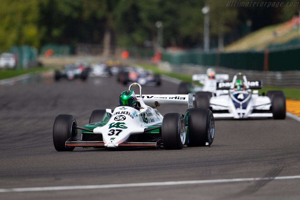 Williams FW07C - Chassis: FW07C/11 - Driver: Christophe d'Ansembourg  - 2018 Spa Six Hours