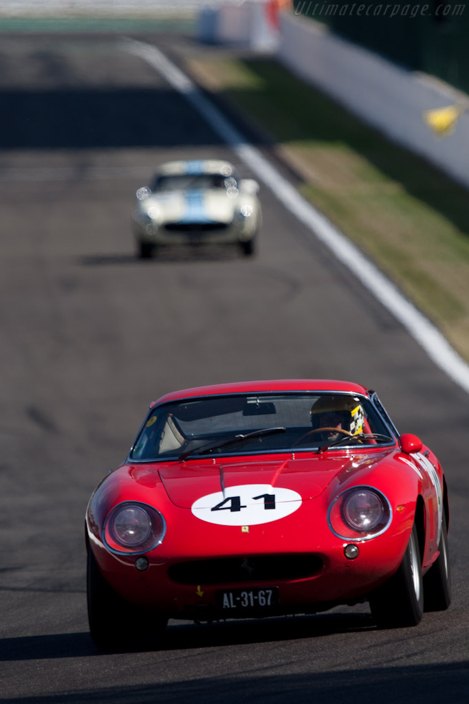Ferrari 275 GTB    - 2011 Spa Classic