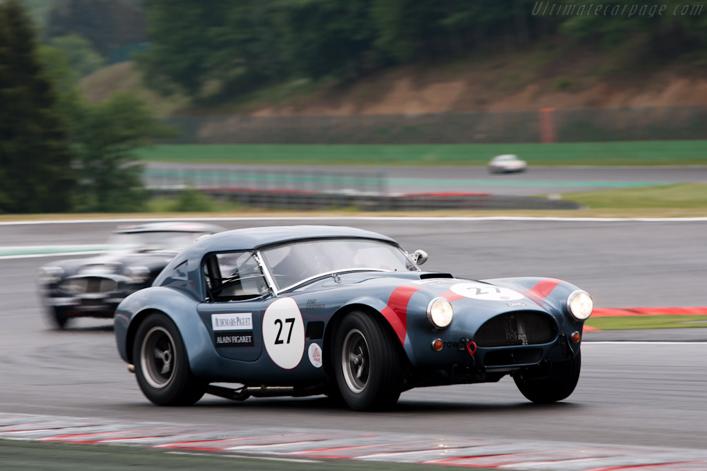 AC Shelby Cobra    - 2011 Spa Classic
