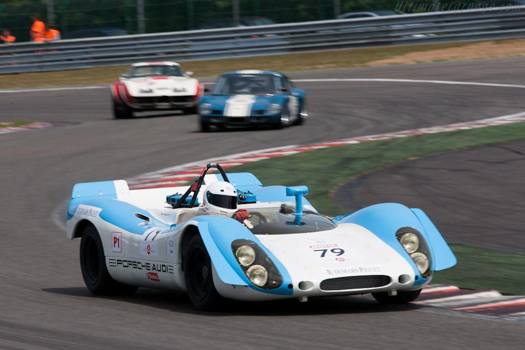 Porsche 908/2 Spider - Chassis: 908/02-015   - 2011 Spa Classic
