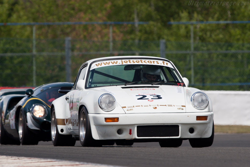 Porsche 911 Carrera RS 3.0    - 2011 Spa Classic