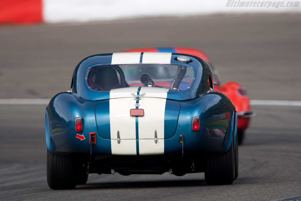 AC Shelby Cobra - Chassis: CSX2136  - 2011 Spa Classic