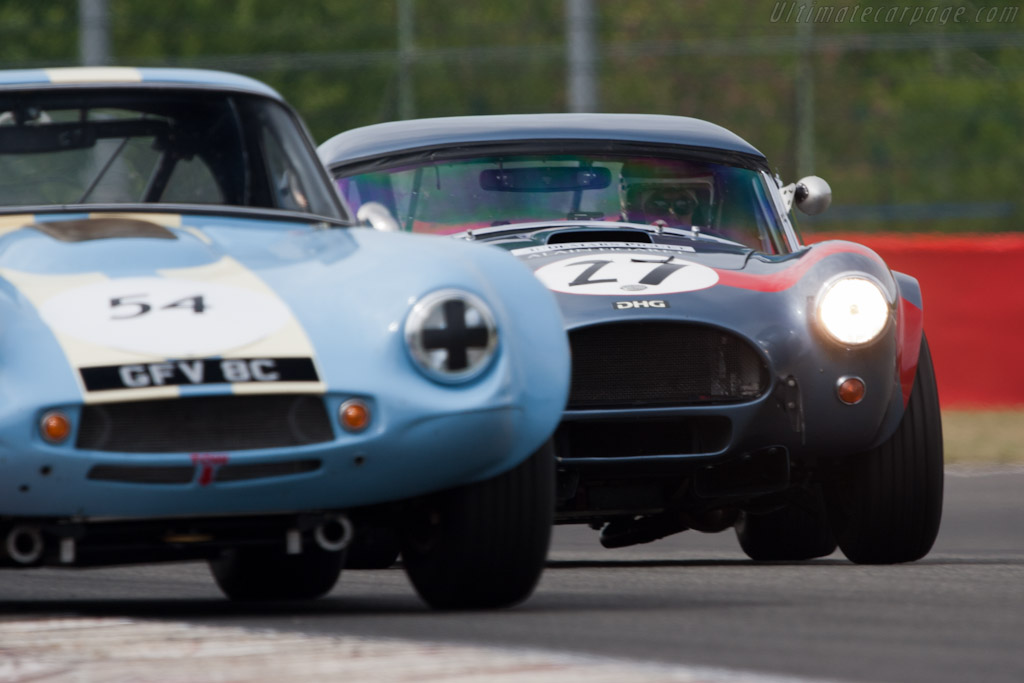 AC Shelby Cobra - Chassis: CSX2049   - 2011 Spa Classic