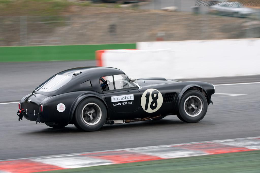 AC Shelby Cobra   - 2011 Spa Classic