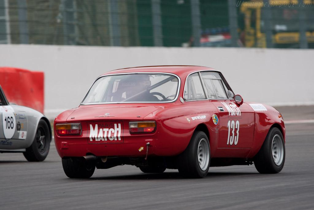 Alfa Romeo Giulia GTAm    - 2011 Spa Classic