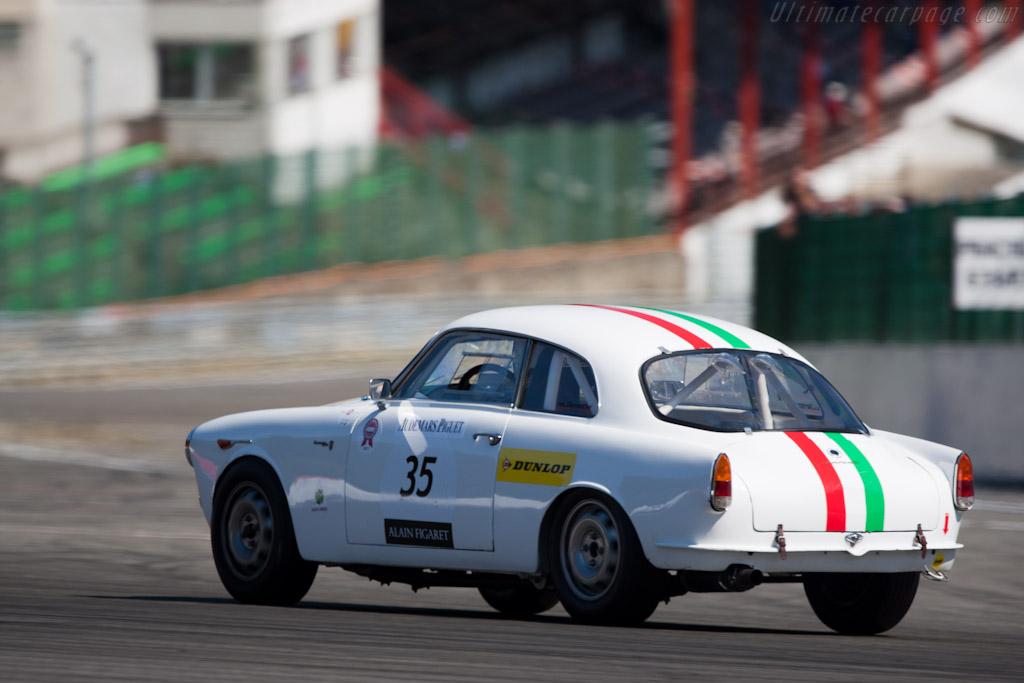 Alfa Romeo Giulietta Sprint Veloce    - 2011 Spa Classic