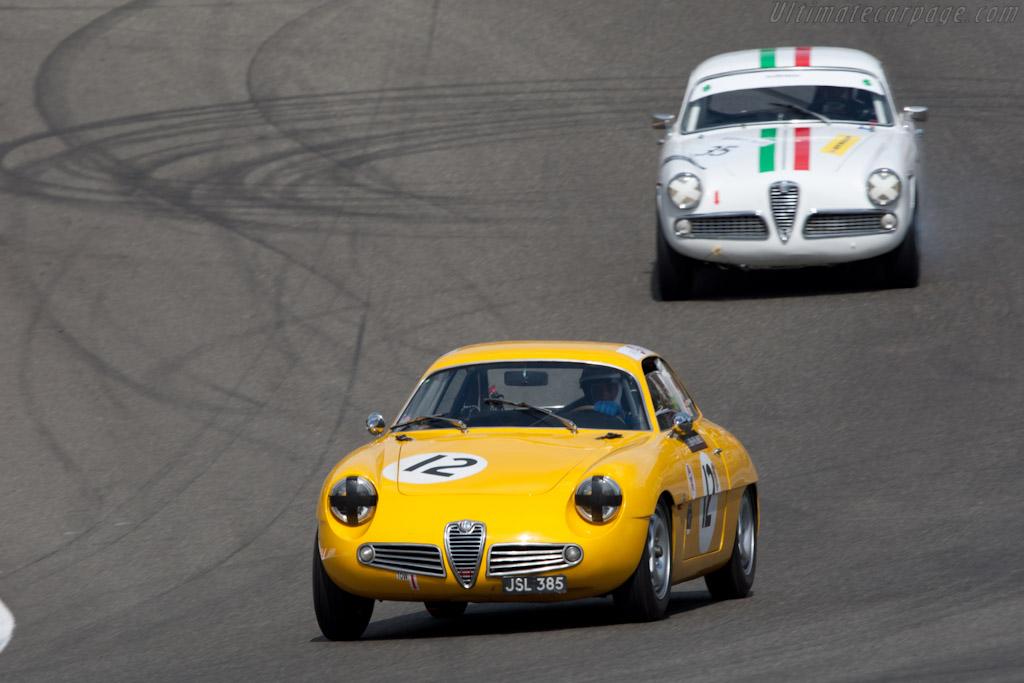 Alfa Romeo SZ    - 2011 Spa Classic