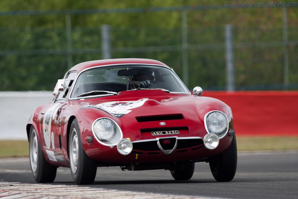 Alfa Romeo TZ - Chassis: AR750085   - 2011 Spa Classic